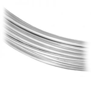 Silber drahte - WIRE-S 1 mm