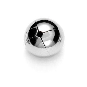 Silber perlen 10mm - P1F 10,0 F:0,9