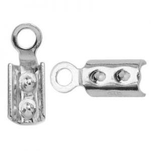 Mini endkappe klemme - TZ 2 mm