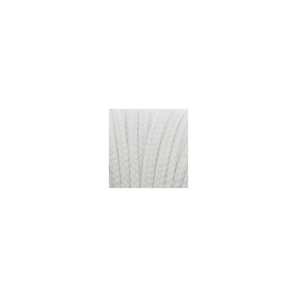 JEWELRY CORD 4 mm White