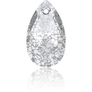 6106 MM 16,0 CRYSTAL SILVER-PAT