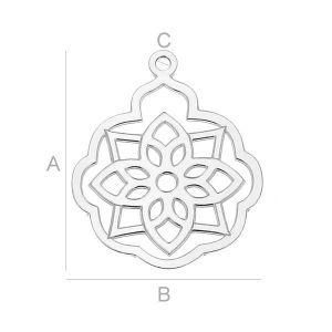 LK-0359 - Silber rosette