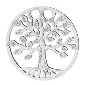 Baum des lebens anhänger, LK-0450 - 0,50