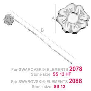 PPK 001 - Blume KLA (2078 SS 12 HF & 2088 SS 12 F)