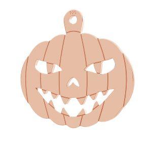 Kürbis halloween anhänger, LK-1017 - 0,50