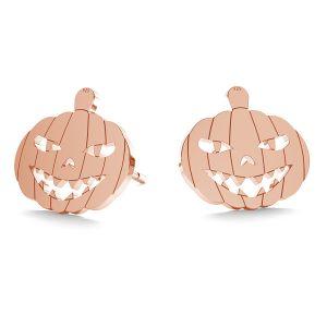 Kürbis halloween ohrringe, LK-1025 - 0,50