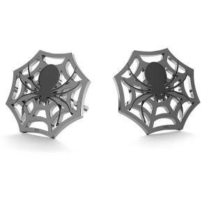 Spinne halloween anhänger, LK-1029 - 0,50