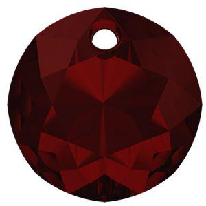 Classic Cut Pendant, Swarovski Crystals, 6430 MM 8,0 SIAM