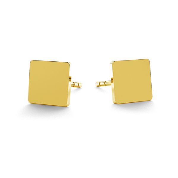 Diamant ohrringe, sterling silber 925, LK-0617 KLS - 0,50