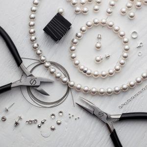 DIY mach es selber armband, silber 925, Swarovski, DIY with SILVEXCRAFT  NO.02003
