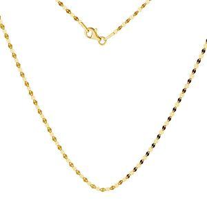 Kette gold 14K, SG-FBL 030 AU 585, 14K - 45 cm