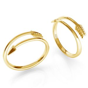 Pfeil ring silber, ODL-00451