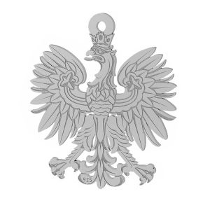 Adler anhänger, silber 925, LKM-2041