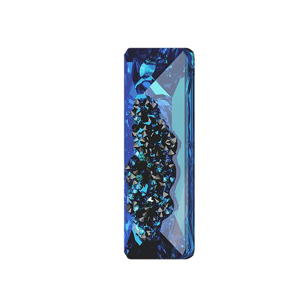 6925 MM 26,0 CRYSTAL BERMBL P - Growing Crystal Rectangle