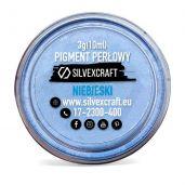 Perlenpigment - blau, 3 g