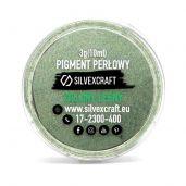 Perlenpigment - grün, 3 g