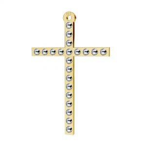 Kreuz anhänger, silber 925, LKM-2119 - 0,80 ver.2