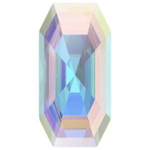 4595 MM 12,0X 6,0 CRYSTAL AB F (Elongated Imperial Fancy Stone)