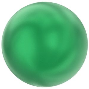 5818 MM 6,0 CRYSTAL EDEN GREEN PEARL