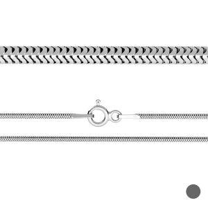 Flexible Schlangenkette*silber 925*CSTD 1,6 (40 cm)