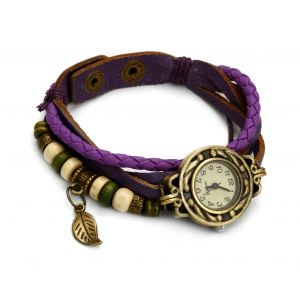 PURPLE CORD WATCH, MODEL 362