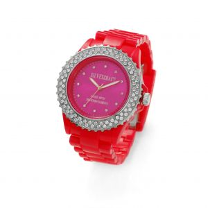 ROSE MONTRE WATCH BRACELET WITH SWAROVSKI - MODEL 443