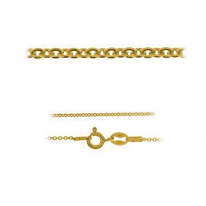 Anker kette gold 14K - A 030 AU 585 (40-60 cm)