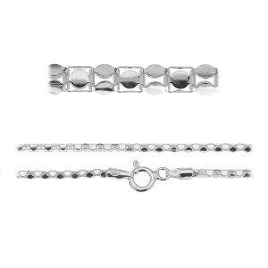 Coreana Armband kette*Sterlingsilber 925*PLE CORP 1,8 3P (19 cm)
