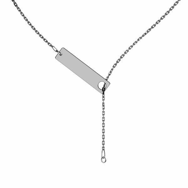 Halskette Unendlichkeit, sterling silber 925, CHAIN 40 (A 030)