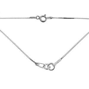 Halskette basis S-CHAIN 3 - 41 cm