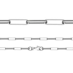 Diamant-Armband kette*Sterlingsilber 925*FIO 100 19 cm
