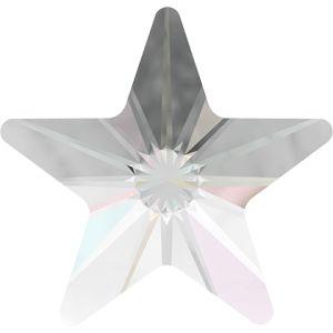 2816 MM 5,0 CRYSTAL AB F - Rivoli Star Flat Back